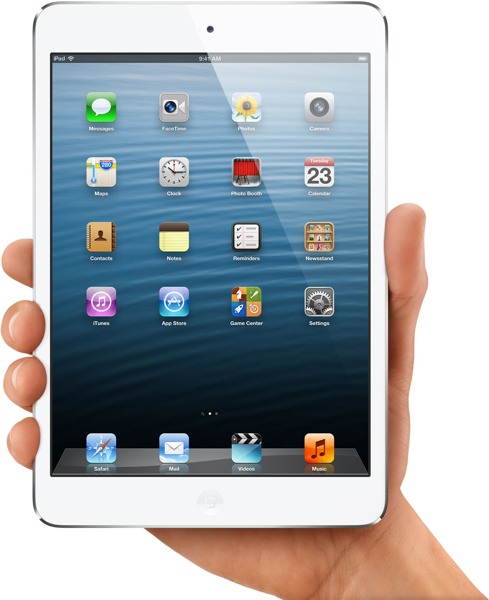 Reviewing The iPad mini