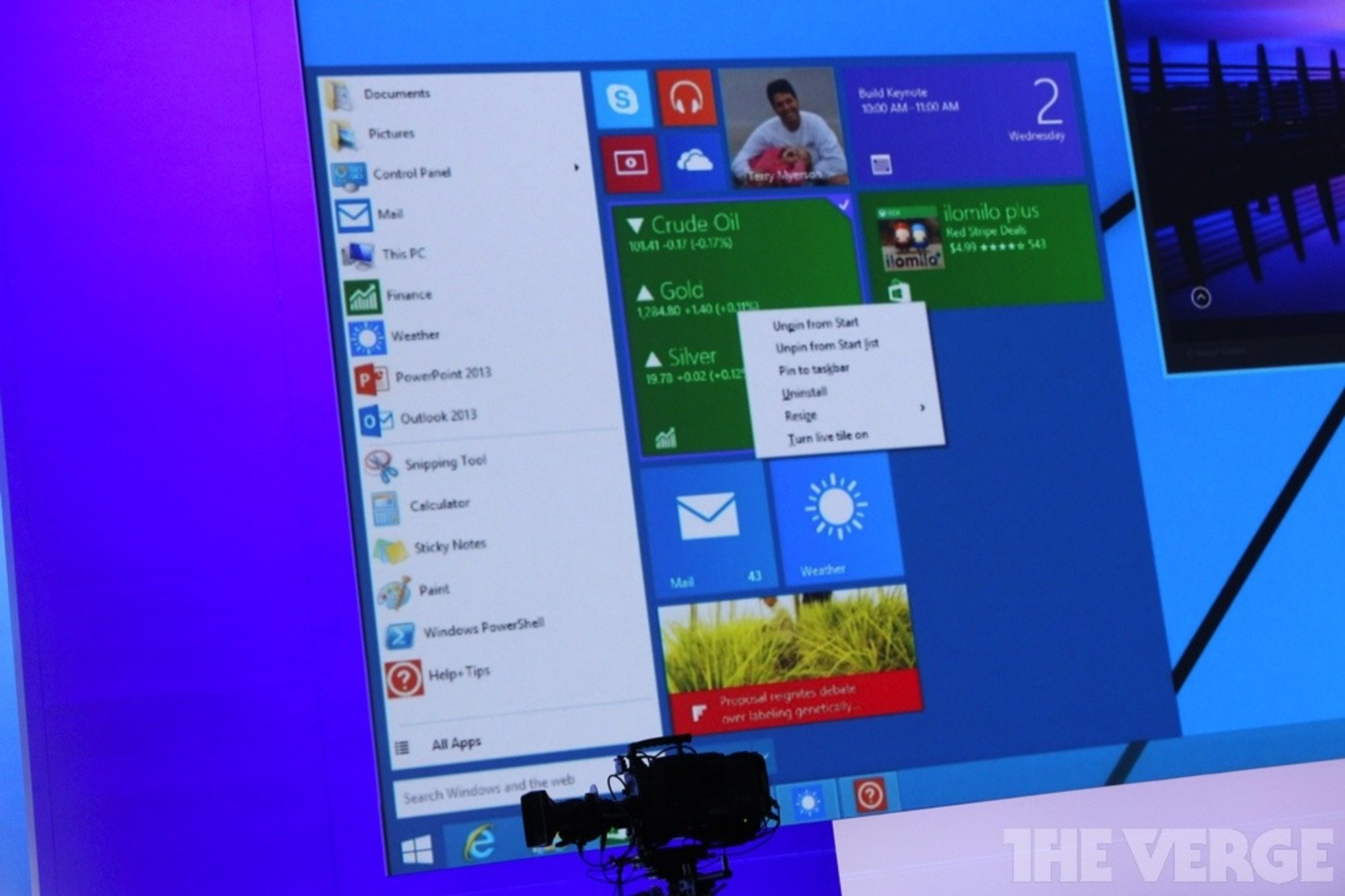 Microsoft is bringing the Start Menu back... Sort Of...